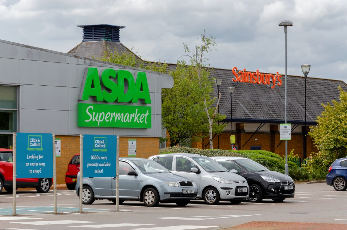 Sainsbury's and Asda: The Monopoly That Never Was