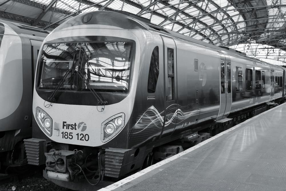 FirstGroup's passenger service