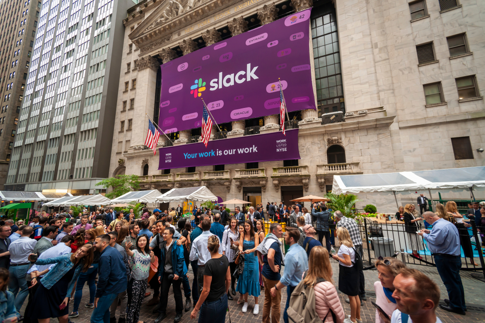 A glance into Slack's CEO pay