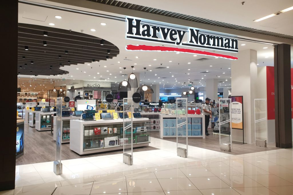 Harvey Norman store
