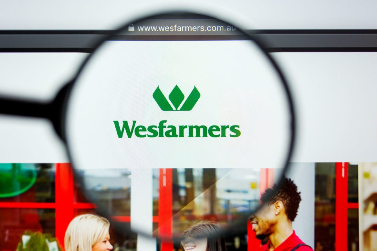 Concern over Wesfarmers' executive pay?
