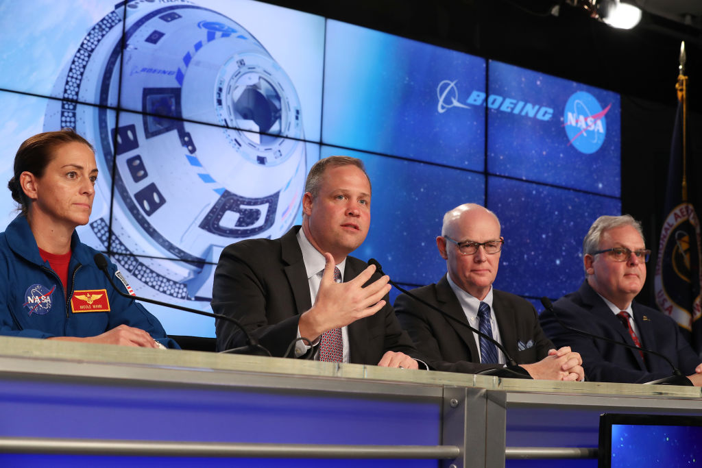 Boeing, We Have a Problem: Starliner's Debut and the Role of Governance in Spaceflight
